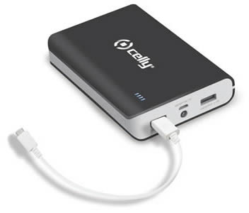Powerbank Celly 20000
